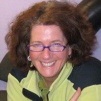 Sarah 'Mouse' Scharfenaker, MA, CCC-SLP