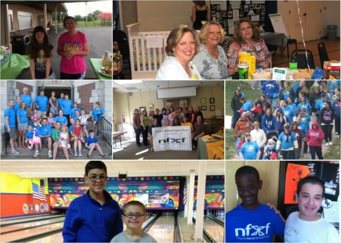 Fundraiser Collage