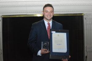 Diller Teen Tikkun Olam award winner, Ben Moelis