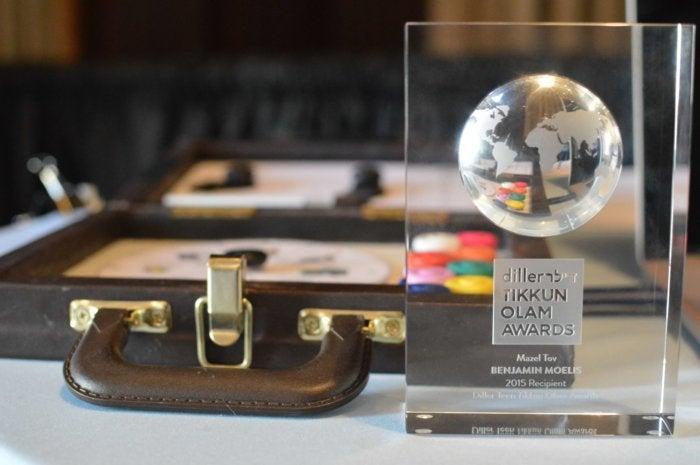 Diller Teen Tikkun Olam award - Magic Arrows