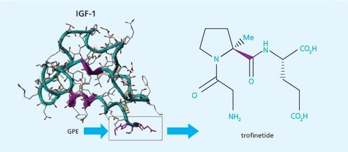 trofinetide