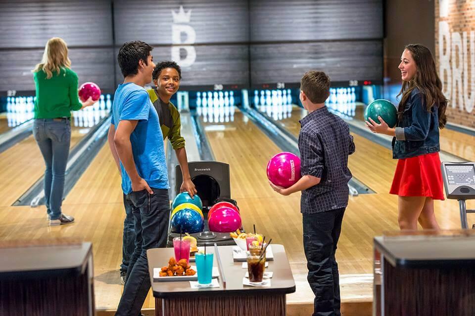 Ga Family Bowling Social National Fragile X Foundation