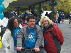 Angie, Cindi & Josh