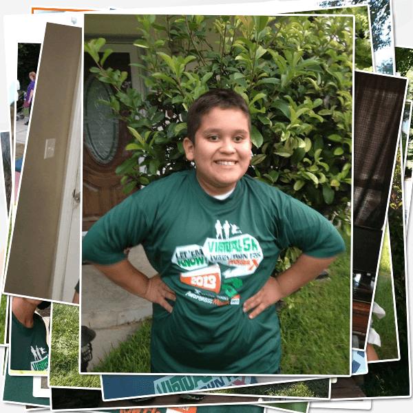 Max Alcala, 12 from San Antonio, TX