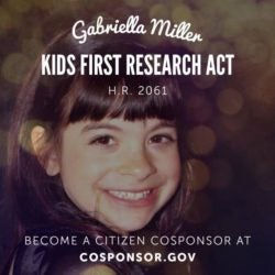 Gabriella Miller Kids First Research Act