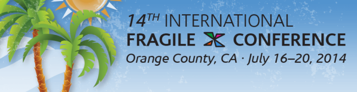 14th International Fragile X Conference