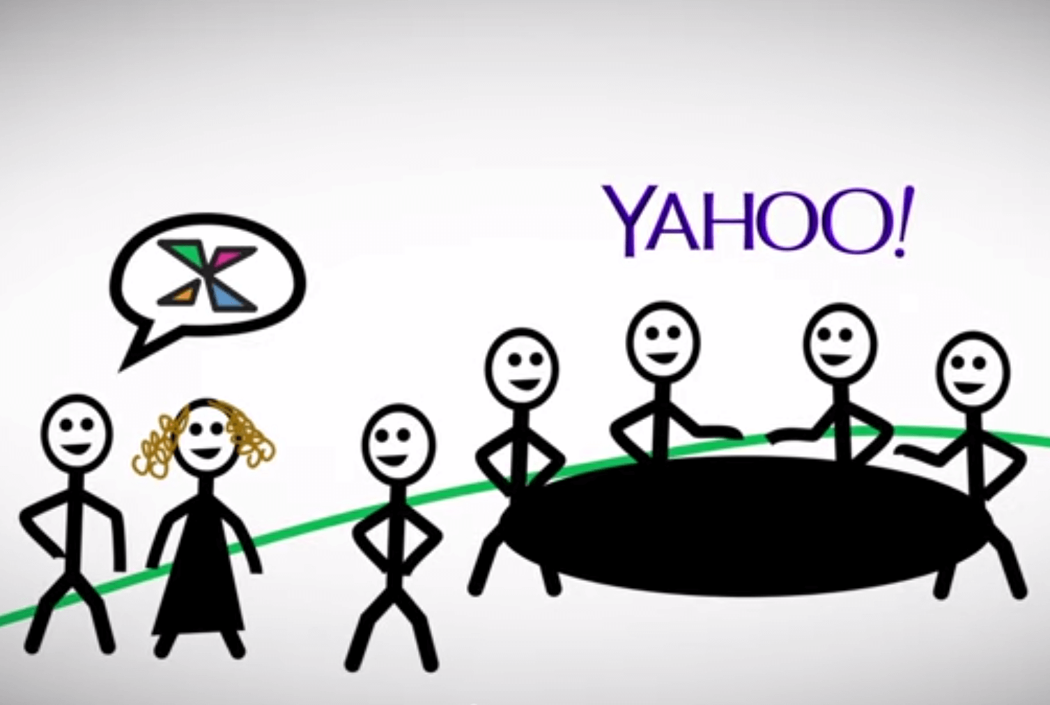 Fragile X feature on Yahoo News with Katie Couric