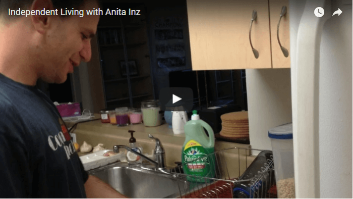 Independent Living with Anita Inz