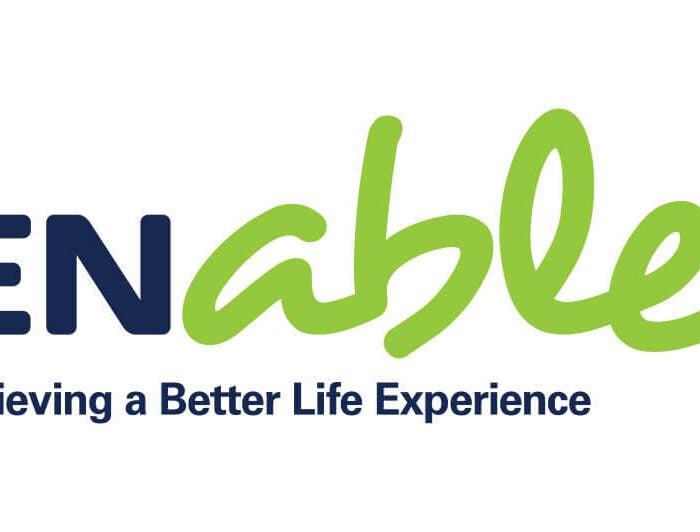 Fragile X Nebraska ENABLE logo