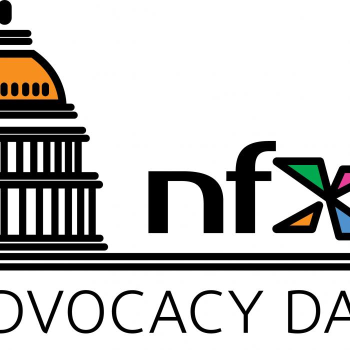 NFXF Advovacy Day Logo - Capital