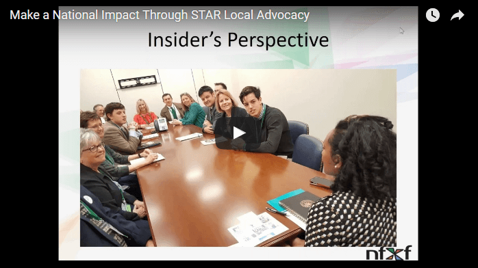 Make a National Impact Through STAR Local Advocacy