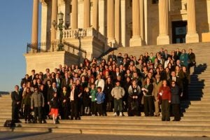NFXF Advocacy Day Group Photo