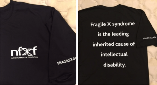 2017 Awareness Shirt Black