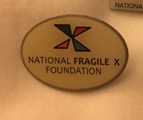 NFXF Logo Pin - Oval