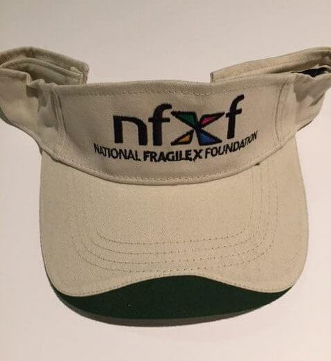 NFXF Logo Visor