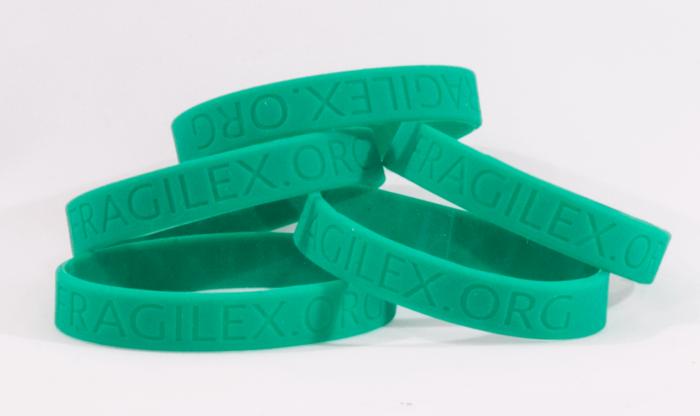 fragile x awareness bands