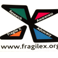 national fragile x foundation car magnet