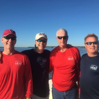 Fishing for a Cure family