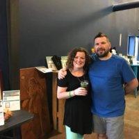 Friends at Brewfest
