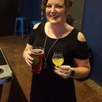 Rachel Deline at BrewFest Atlanta 2018
