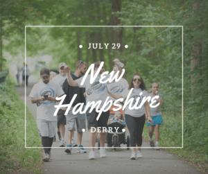 X Strides New Hampshire