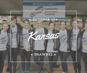 X Strides Kansas Shawnee