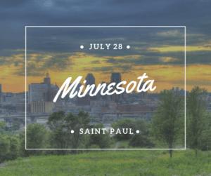 X Strides Minnesota