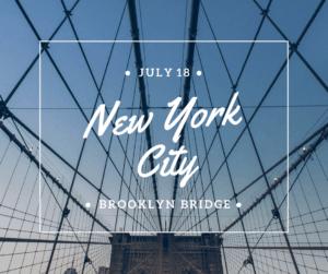 X Strides New York City