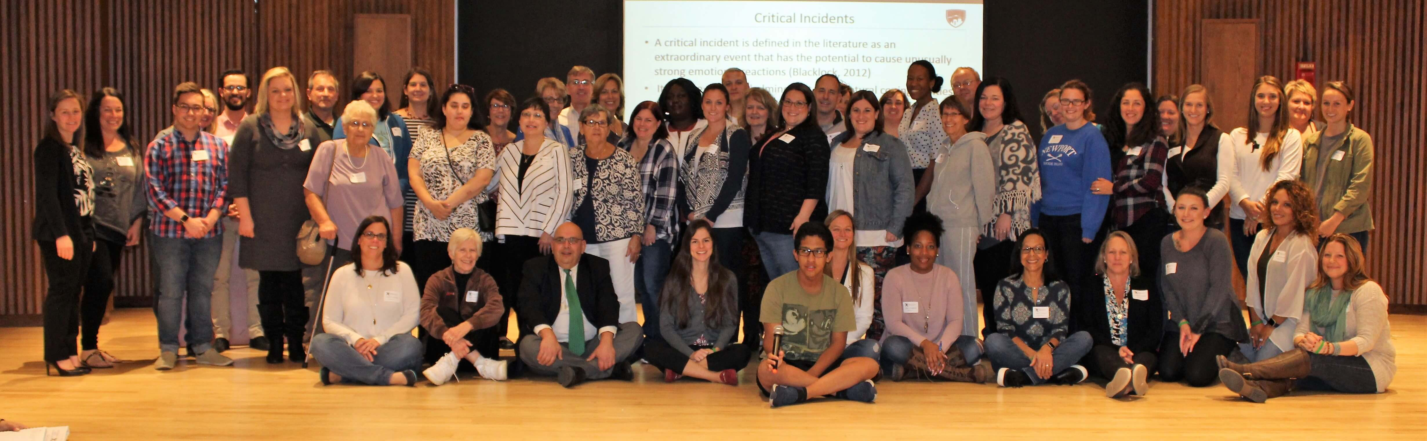 Connecticut Group Conference 2017 group