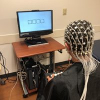 Patient for an EEG