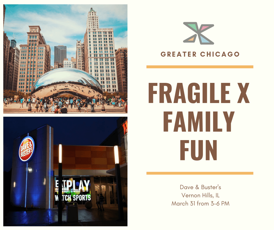 Greater Chicago family fun night at Dave & Busters