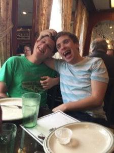 Julian and Jonah
