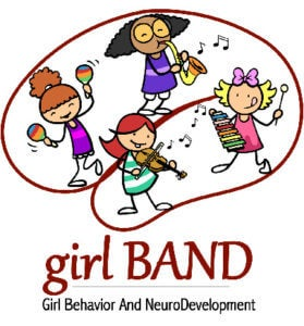 Girl BAND study logo