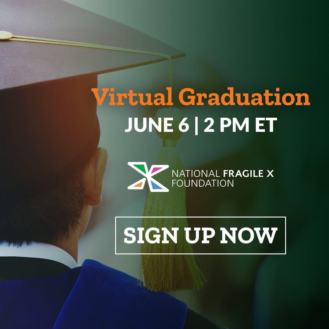 Virtual Graduation June 6, 2pm, Sign Up Now