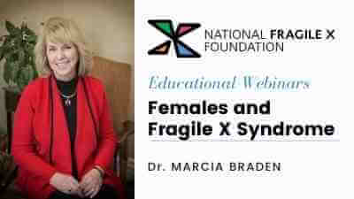 females and fragile x syndrome