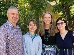 Will, Clark, Laurie, and Caroline Bridges