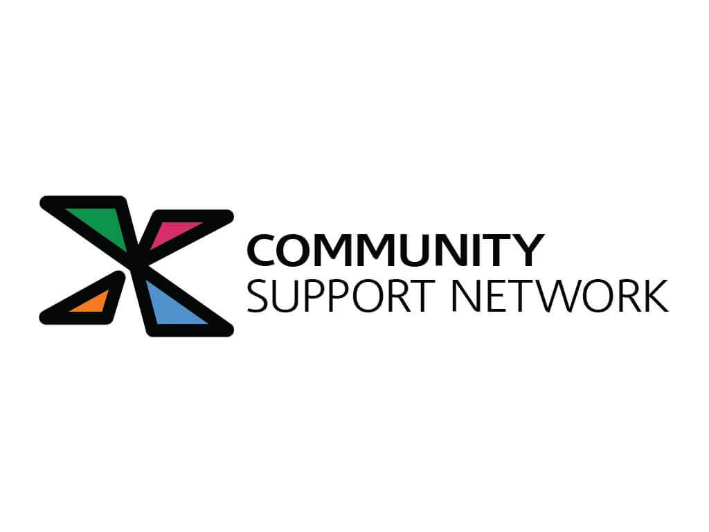 Community Support Network logo