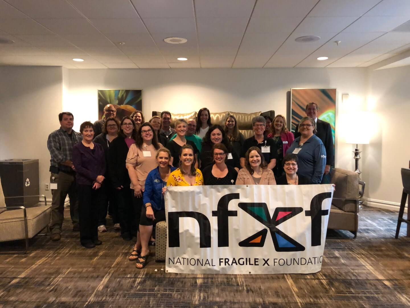 Community Support Network | National Fragile X Foundation