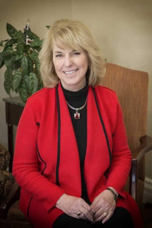 Dr. Marcia Braden