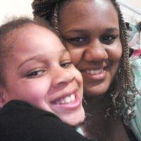 My Daughter Jasmine and I