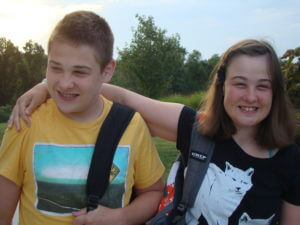 Jacob and Sophia from Palmyra, PA