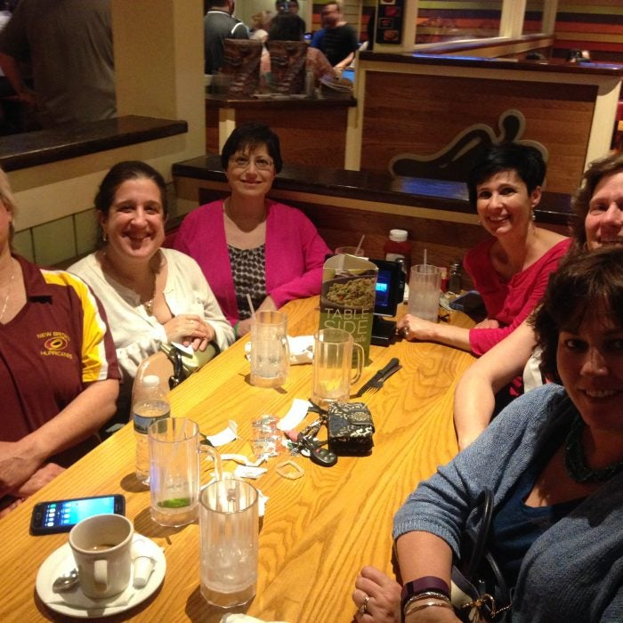 Fragile X Moms' Night Out