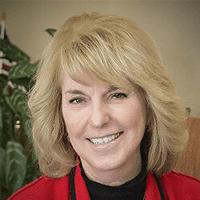 Marcia Braden headshot