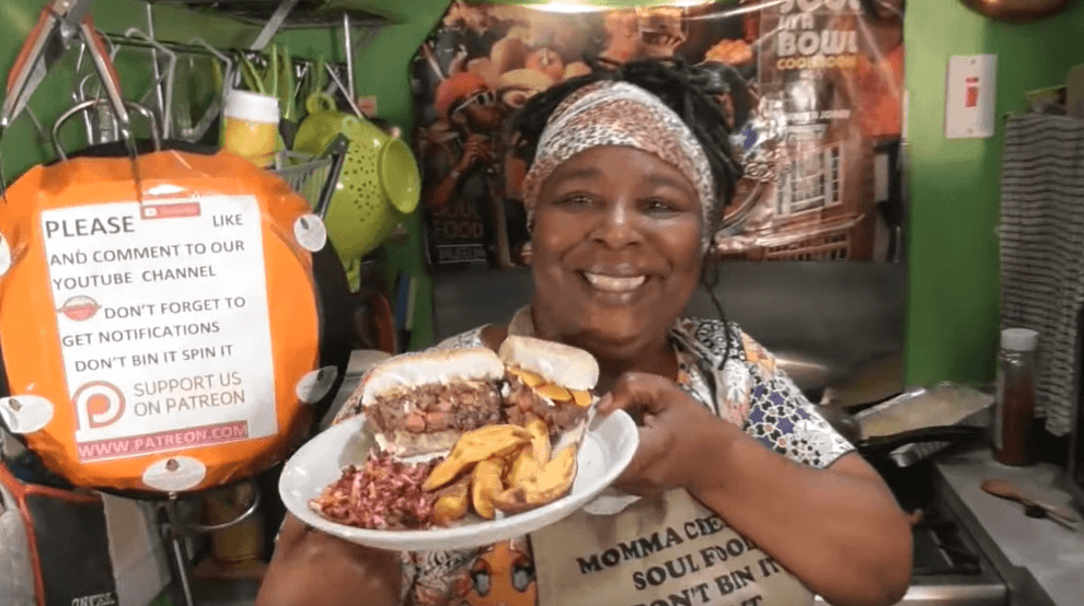 Momma Cherri and the Fragile X syndrome burger