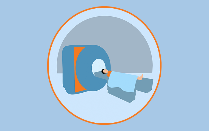 MRI machine icon