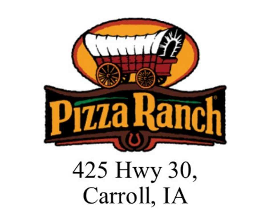 Pizza Ranch Carroll Iowa