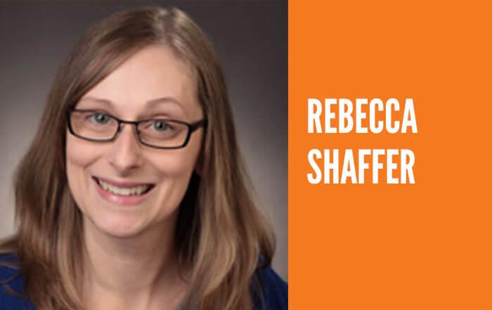 Rebecca Shaffer