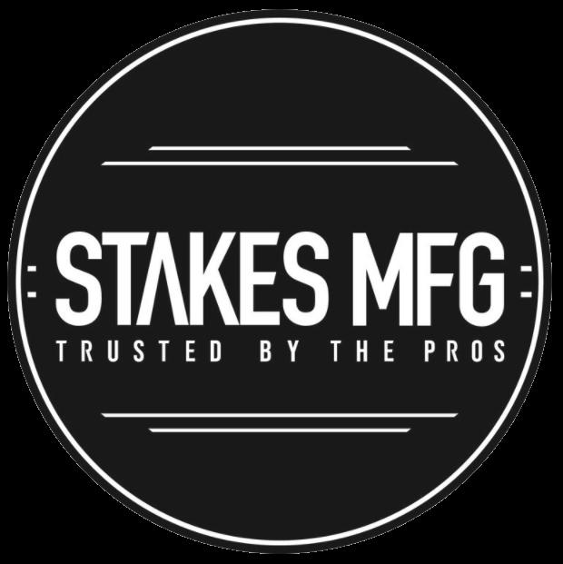 stakes mfg logo