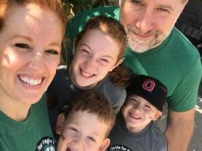 Stedke Family