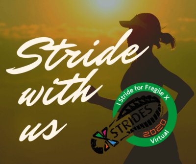 Stride With Us